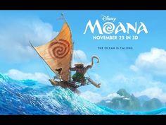 Moana Um Mar De Aventuras|Completo|Dublado|1080p - YouTube