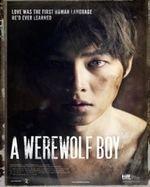 A Werewolf Boy poster(saddest and cutest movie EVER)