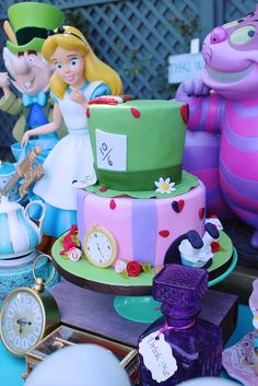 Alice in Wonderland Birthday Party Ideas | Photo 6 of 90 | Catch My Party