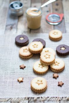 YUMMY COOKIES WITH STARS! <3