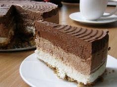Smaczne domowe wypieki: Kremowy tort czekoladowy - wreszcie przepis