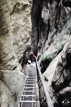 Wanderung auf dem Malerweg in der sächsischen Schweiz | relleomein.de #hiking #malerweg #sachsen