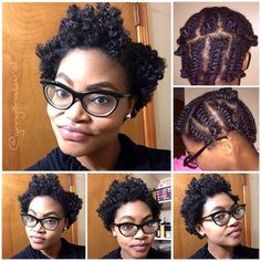 ))Natural Hair Glory Flat twist out - August 31 2019 at Tapered Natural Hair Cut, Natural Hair Twa, Natural Hair Twists, Natural Afro Hairstyles, Ponytail Hairstyles, Black Hairstyles, Beautiful Hairstyles, Natural Beauty, Trending Hairstyles