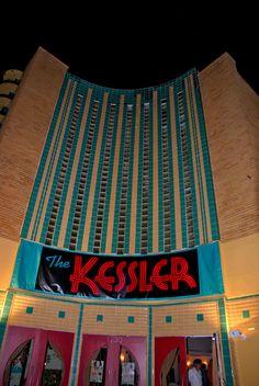 The Kessler, Oak Cliff Texas
