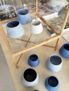 Cups from Studio Elke van den Berg in The Fine Store