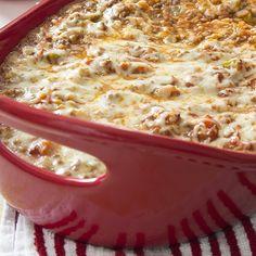 Recipe: Healthy Tex Mex Stuffed Pepper Casserole | Skinny Mom | Where Moms Get the Skinny on Healthy Living