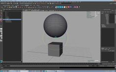 Tutorial: Rigging mesh collisions with Maya Muscle on Vimeo