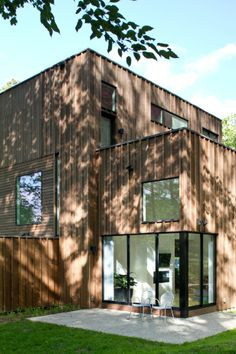 Solebury Two-Plex | Studio Hillier | Archinect