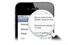 text spyware iphone