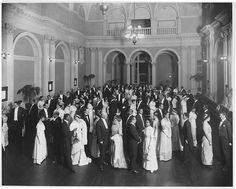 The Mid-Winter Assembly, Baltimore,1912 by Black History Album, via Flickr