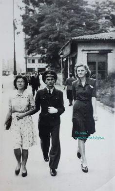 Pe bd. Brătianu, la km.0,1944