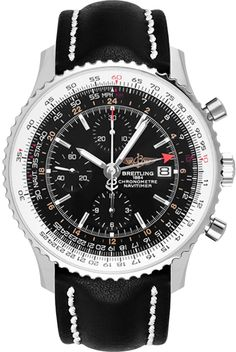 Looking for Breitling Navitimer World Men's Watch ? Check out our picks for the Breitling Navitimer World Men's Watch from the popular stores - all in one. Breitling Superocean Heritage, Breitling Navitimer, Breitling Watches, Rolex Watches For Men, Casual Watches, Luxury Watches For Men, Men's Watches, Jewelry Watches, Dream Watches