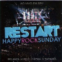 PHAROPHA SONORA: RESTART - Happy Rock Sunday (Ao Vivo em São Paulo)...