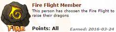 new Flight Achievement