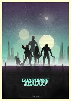 Guardians of the Galaxy - George Townley