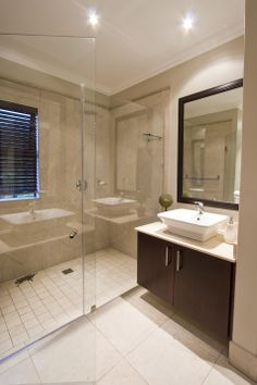 Photos by Grant Pitcher Corner Bathtub, Bathrooms, Design Ideas, Photos, Pictures, Bathroom, Full Bath, Bath, Corner Tub