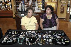 Indigenous Visions at the Heard Museum Shops- Diana and Debra Gasper (Zuni)
