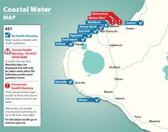 Coastal and Fresh Water. Water Safety, Water Quality, Warning Signs, Public Health, Fresh Water, Coastal, Oil, Butter
