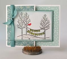 Yvonne Jackson, Stampin' Up! White Christmas, #stampinup