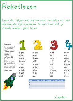 Sneller leren lezen in groep 3