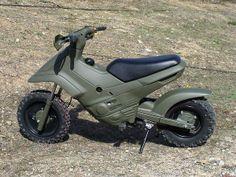 Honda EZ 90 version