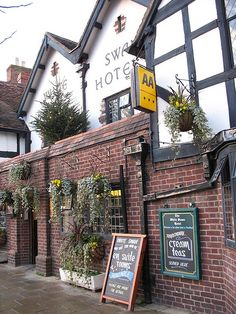 Stratford upon Avon,UK- Shakespeare's hometown.