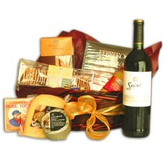 Wine and Cheese Gift Basket to French-Guiana Cheap Flowers, Send Flowers, Floral Flowers, Bouquet Flowers, Cheese Gift Baskets, Cheese Gifts, Fiji Islands, Canary Islands, Cook Islands