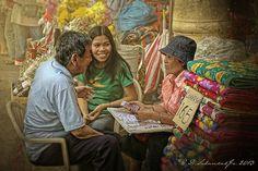 Hula-Hulaan (Street Fortune Teller) by ejsabandal  李忠仁, via Flickr Fortune Teller, Hula, Street Photography, Painting, Art, Art Background, Painting Art, Kunst, Paintings