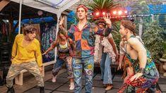 Review: Pippin at The Garden Theatre Joanne Clifton, Outdoor Theatre, Michael Bradley, Stephen Schwartz, Bob Fosse, Broadway Stage, Theatre Reviews, New Actors, Ensemble Cast