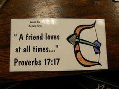 Hands On Bible Teacher: Best Friends: David and Jonathan