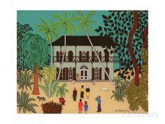 Hemingway house, Key West, FL