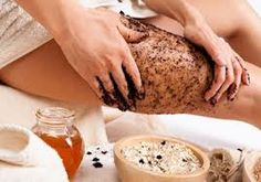 Get rid of cellulite with coffee grind body wraps done daily! Click here check my full story!