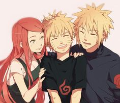 Uzumaki I love them both