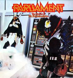 How does one combine heavy metal with a love of Star Trek?  Meet Parliament !!!