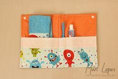 Para seu filho (a) levar seus pertences de higiene pessoal para a escola. Feito…
