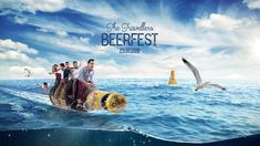 Beerfest Poster – The Travellers on Behance