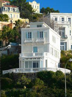 Cote-d'Azur villa - Marseille, France