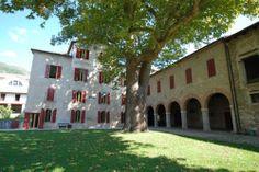 Casa Brando - Cison di Valmarino - Veneto http://www.salogivillas.com/en/villa/casabrando-5264