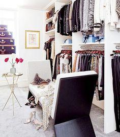 11 Closet Organization Ideas From Pinterest   WhoWhatWear