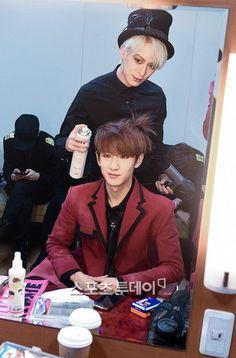 FYEAHBOYFRIEND  donghyun and Minwoo