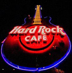 Hard Rock Cafe, Sacramento, CA by Thomas Hawk, via Flickr