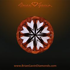 This is what perfect optical symmetry looks like in Brian Gavin Diamonds #HeartsandArrows