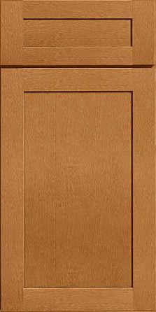 Merillat Masterpiece Cabinetry-Martel Maple Praline with Mocha Highlight from waybuild