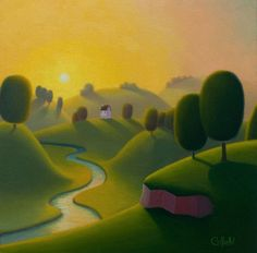 Paul Corfield Studio Work: New paintings from mid July to the end of September.