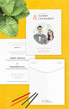 Horizontal Soft Waves Wedding Invitation. Sederhana, elegan dan sempurna untuk dijadikan undangan pernikahan Anda. Nama, tanggal, dan lokasi pernikahan yang ditulis dalam huruf yang cantik. Rangkaian pola gelombang halus mengalir horizontal menghiasi latar belakang undangan sehingga terlihat cantik dan menawan.
