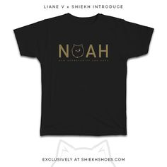 Get the NOAH inline tee! Available now at Shiekh!