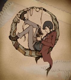 Lupin Lupin The Third, Captain Harlock, Vash, Studio Ghibli, Manga Anime, Cool Art, Art Drawings, Fan Art, Cartoon