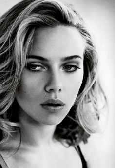 Scarlett Johansson photographed by Vicent Peters for Esquire Magazine.