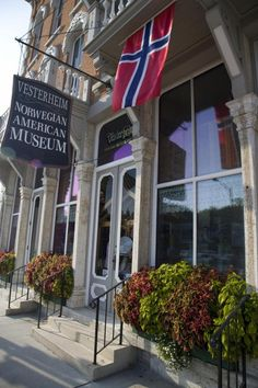 Vesterheim Norwegian-American Museum claims to be the most comprehensive museum in the United States dedicated to a single immigrant group.