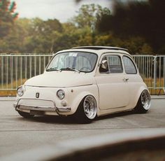 Weird Cars, Cool Cars, Fiat 500 Cabrio, Automobile, Fiat Abarth, Dodge Viper, Car Tuning, Small Cars, Amazing Cars